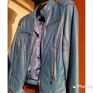Danier Biker Leather Jacket